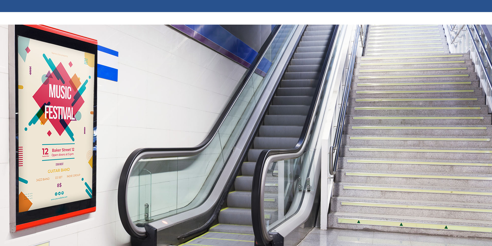 Ventajas de la publicidad en metro y Renfe