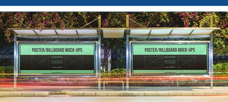 Ventajas de la publicidad en paradas de autobús